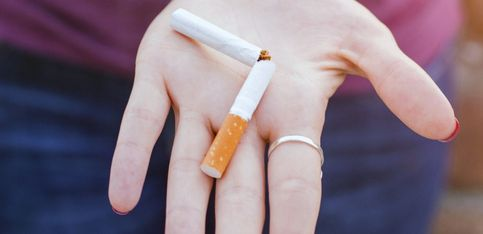 ¿Sabes qué le pasa a tu cuerpo al dejar de fumar?