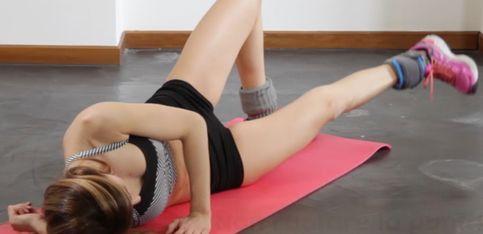 Adduttori interno coscia: esercizi per gambe snelle