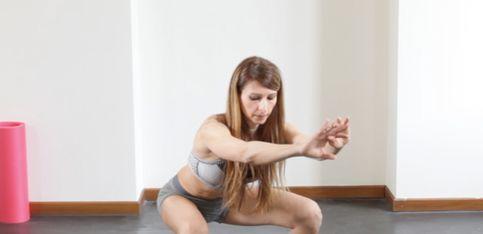 Squat: l'esercizio per rassodare i glutei
