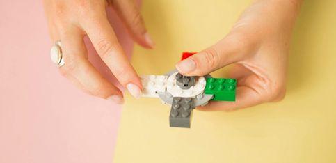 Construisez vous-même votre hand spinner!