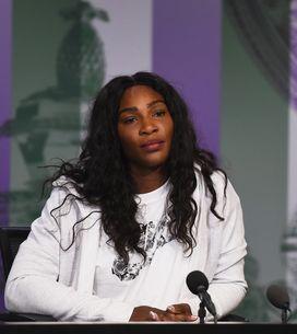 Serena Williams dá a resposta mais sincera a um repórter