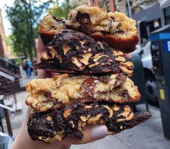 Nueva York: ¡la capital de las cookies más suculentas!