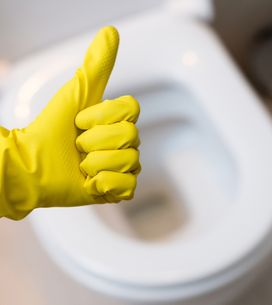 Filhos em casa + banheiro limpo e organizado = missão impossível?