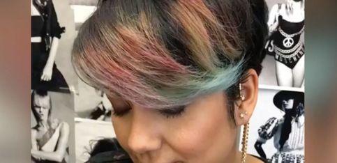 ¡Este tinte para el pelo cambia de color según la temperatura!
