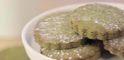 ¡Pastas de té Matcha: aptas para vegetarianos!