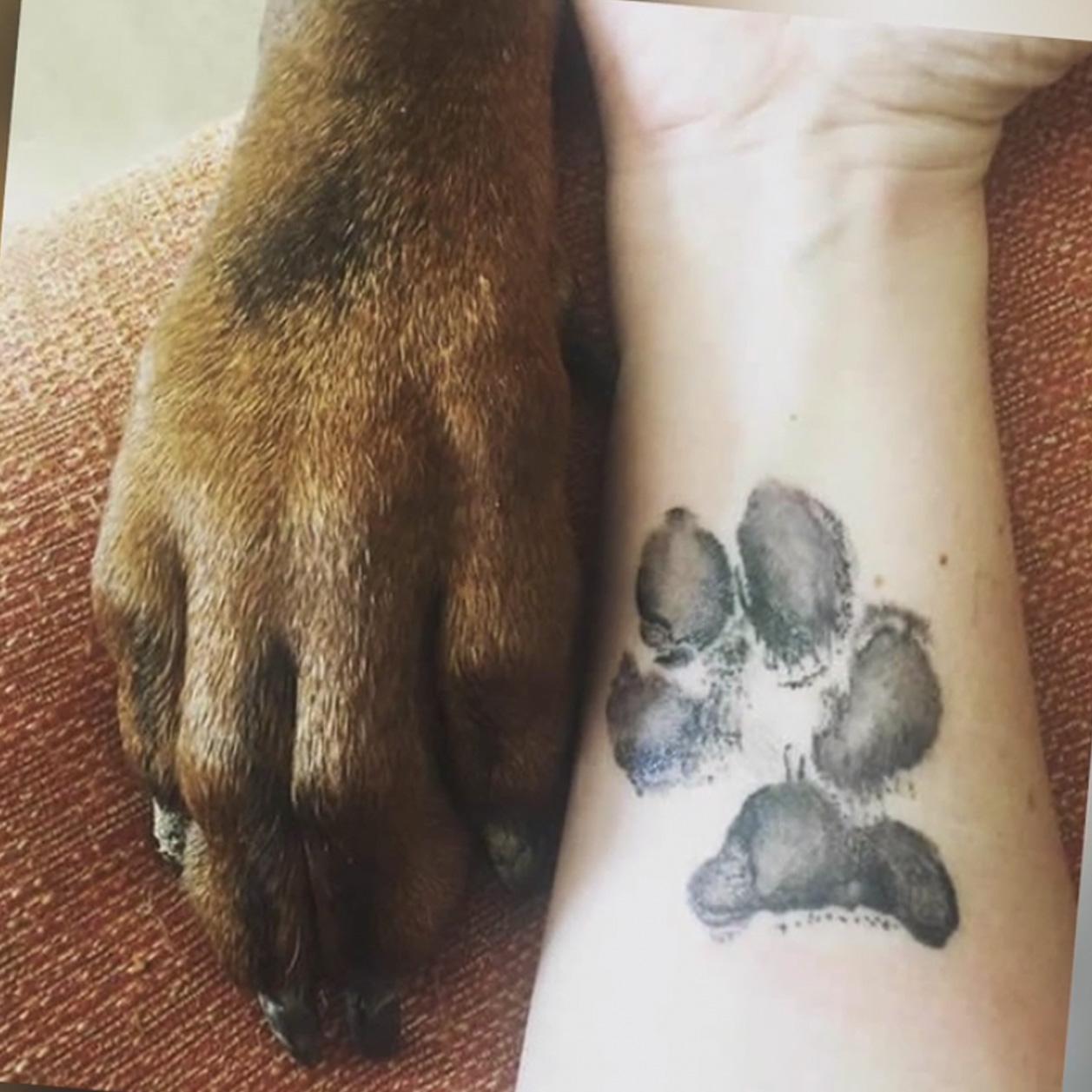 Los Mejores Tatuajes Para Acordarte Siempre De Tu Perro