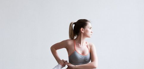 ¡Entrena cuerpo y mente con esta sesión de yoga!