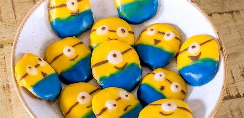 Süße Minion-Plätzchen: So einfach kannst du die Kekse selbst backen
