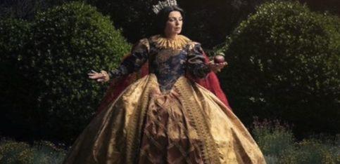 Las princesas de Disney... ¡ahora como reinas!