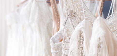 WOW! Die schönsten Brautkleider-Trends für 2018