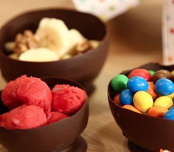 Coppette di cioccolato: come farle!