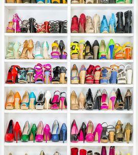 Ideas originales para organizar tus zapatos