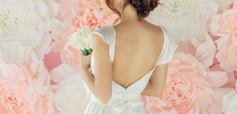 ¿Qué vestido de novia escoger según tu cuerpo?