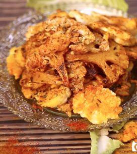 Chips di cavolfiore!