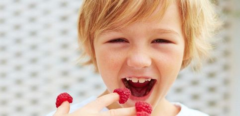 6 trucos para que los niños prueben nuevos alimentos