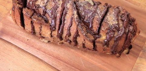 Pane al cioccolato: la ricetta al forno!