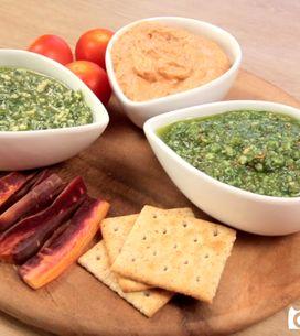 Pesto: la ricetta per realizzare tre varianti gustose!