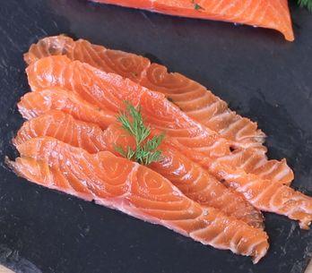 Gravlax: salmone marinato!