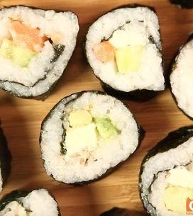 Sushi: la ricetta per realizzare i maki!