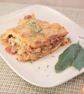 Lasagne alla bolognese: la ricetta facile e gustosa!