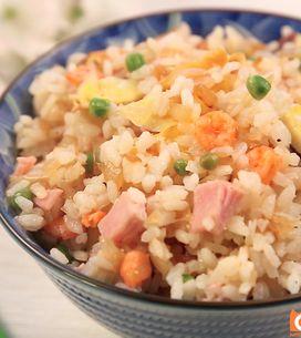 Riso alla cantonese: la ricetta originale!