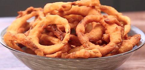 Onion rings: la ricetta facile e veloce!