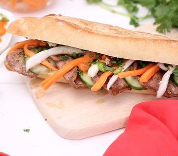 Banh mi: il panino vietnamita!