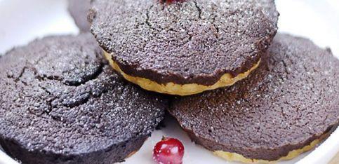 Brownie-Tarte: Schokoladige Muffins einfach selber machen