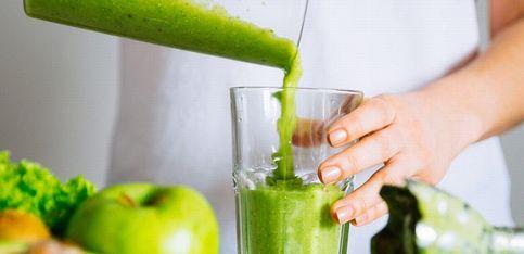 Los mejores zumos detox para el otoño