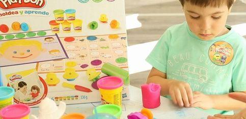 Mejorando la creatividad con Play-Doh