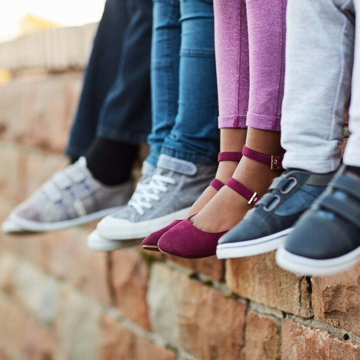32ec222bfa5 ¿Cómo elegir el calzado adecuado para niños