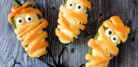 Unheimlich lecker: Diese Snacks dürfen auf keiner Halloween-Party fehlen!