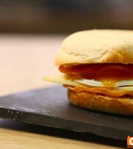 Egg McMuffin goloso