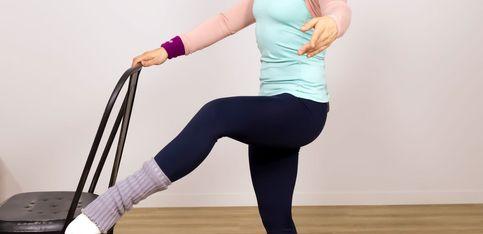 Ballett-Tanz-Workout für einen knackigen Po & eine gute Haltung