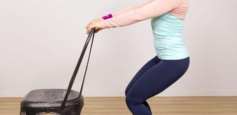 Für eine schlanke Silhouette: Ballett Workout für Beine & Po