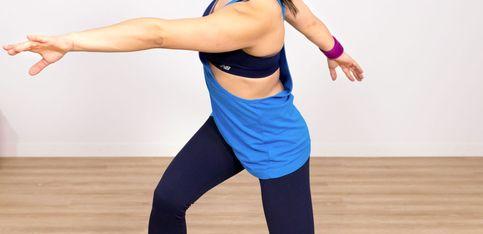 Jazz Dance Workout für schöne Beine