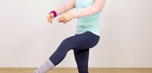 Ballett Workout für schlanke Beine