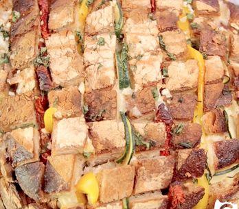 Pane dell'amicizia vegetariano: la ricetta rivisitata tutta da gustare!