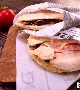 Pita pizza: la ricetta gustosa per una pizza tutta nuova!
