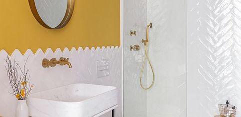 Tendencias de decoración para baños