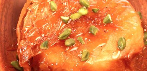 Camembert fritto: la ricetta con la pasta fillo!