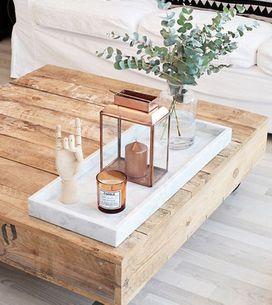 Muebles DIY para tu salón