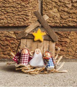Las mejores ideas para el Belén de Navidad vistas en Pinterest