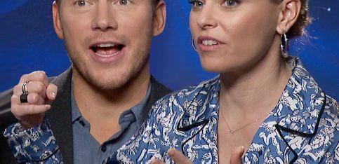 Hai-Attacke und Mord: Chris Pratt & Elizabeth Banks im Interview