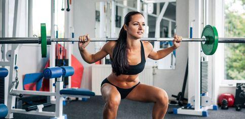 Wie muss man trainieren, um Muskeln aufzubauen?