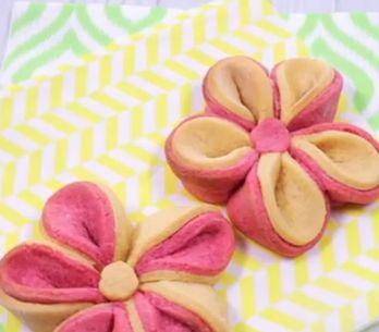 Biscotti floreali!
