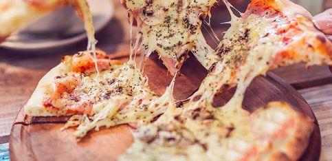La pizza è il piatto che ci rende più felici