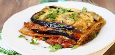 Recette de lasagnes aux courgettes pauvre en glucides