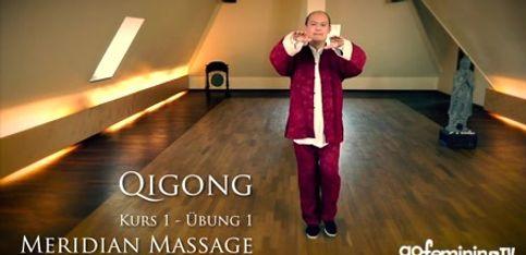 Qigong-Video 1.1: Die Meridian Massage