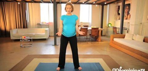 Pilates in der Schwangerschaft: Haltung verbessern